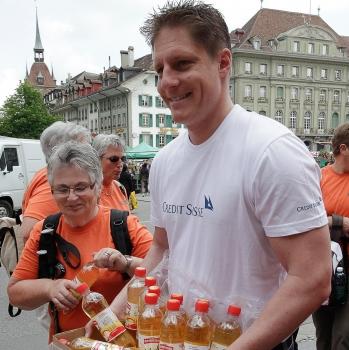 Die neue Dimension im Schweizer Sponsoring: Corporate Social Sponsoring