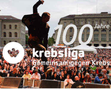 100 Jahre Krebsliga Schweiz
